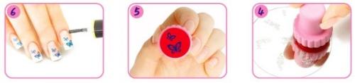 خرید مهر طراحی روی ناخن