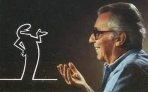 کارتون آقای خط
