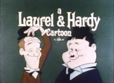 کارتون لورل و هاردی