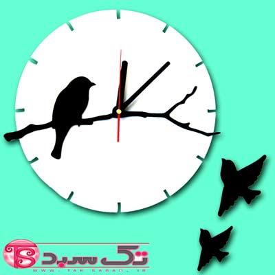 خريد ساعت ديواري پرنده