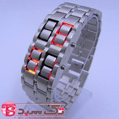 خرید ساعت ساامورایی