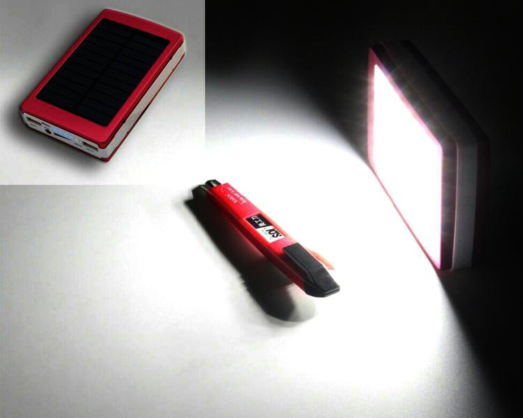 لامپ شارژی همراه