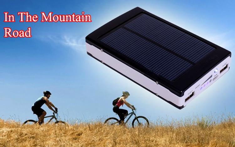 پاور بانک جدید خورشیدی سولار