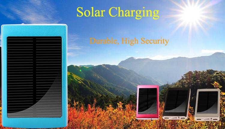 پاور بانک خورشیدی ارزان