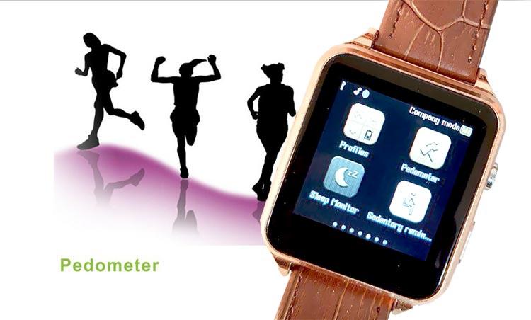 ساعت هوشمند گام شمار
