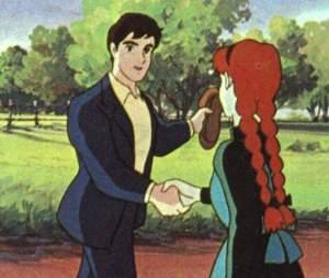 خرید کارتون آنشرلی ان شرلب آنه آن شرلی با مو های قرمز خرید کارتن انشرلی خرید دی وی دی آنشرلی