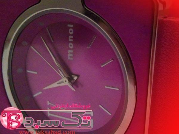 ساعت صورتی دخترانه برای خرید