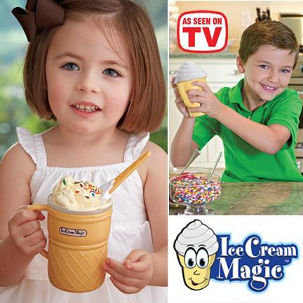 بستنی ساز جادویی