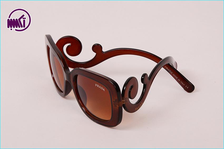 عینک آفتابی پرادا مدل پیچاک