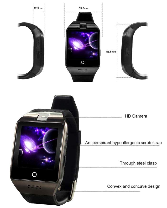 خرید اینترنتی ساعت مچی هوشمند