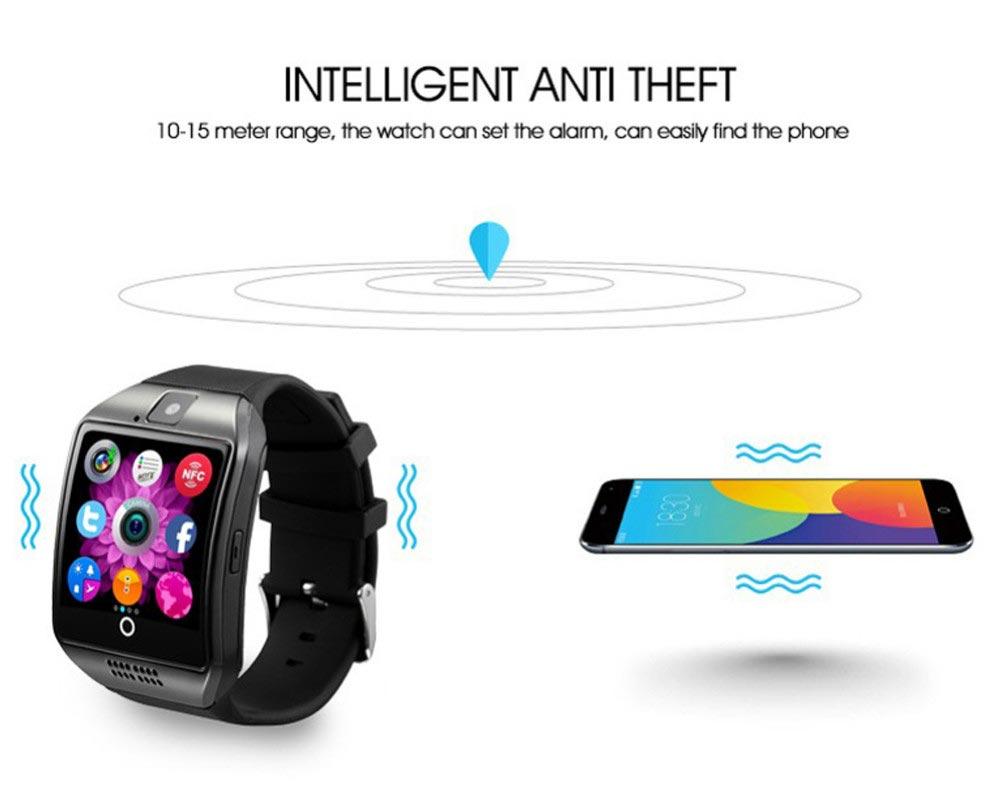 ساعت هوشمند آنتی لاست