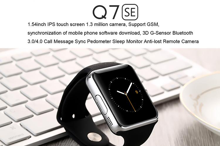 ساعت مچی هوشمند طرح اپل