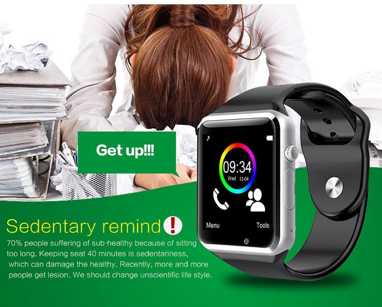 ساعت مچی هوشمند اندروید