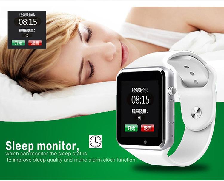 ساعت مچی هوشمند طرح اپل مدل A1