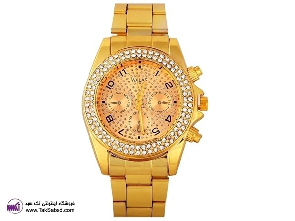 WALAR GOLDEN WATCH