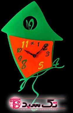 خرید ساعت دیواری کلبه