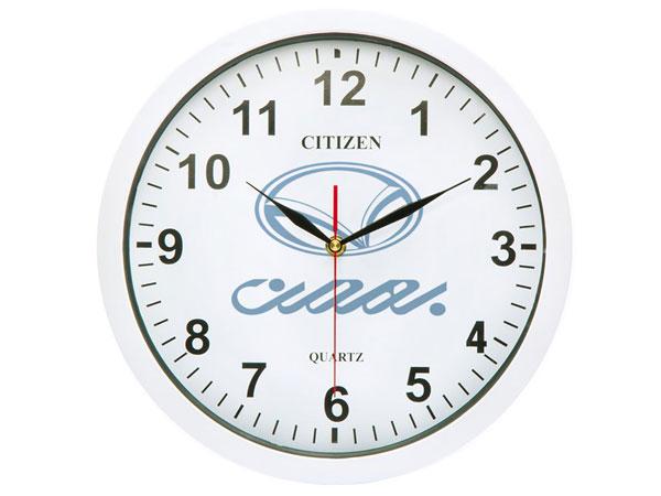ساعت دیواری تبلیغاتی با چاپ لوگو